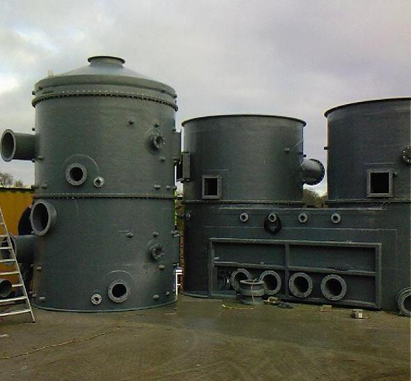 Sections of V-tex vessels for South Korea